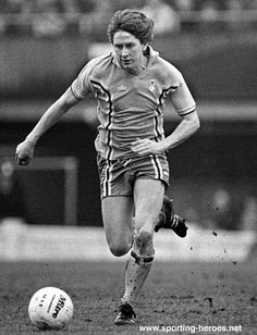 Gerry Daly - 1980-1 to 1983-4 Midfield 101 Games 22 Goals