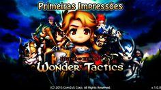 Wonder Tactics - Primeiras Impressões