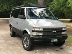 I have over invested in this van that I intended to turn into a Xcountry adventure van, but life is going in a different direction now. Ambulance, Off Road Rv, Chevrolet Astro, Astro Van, Van Design, Car Stuff, Camper Van, Van Life, Buses