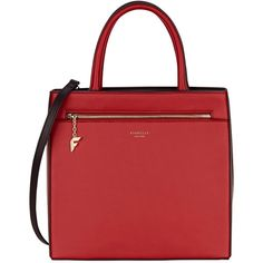 Fiorelli Dean North / South Tote Bag , Red (€89) ❤ liked on Polyvore featuring bags, handbags, tote bags, red, faux leather purses, vegan tote, vegan tote bags, red tote bag and faux leather tote bag