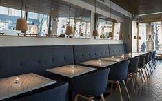 Decofilia Blog | 10 ideas para para decorar restaurantes con bancos corridos