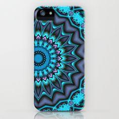 Mandala Time iPhone & iPod Case by Lyle Hatch - $35.00