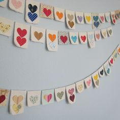 hearts...lovely. Not sure what the exact source is (it's been repined etc numerous times) but a lovely idea for many uses all the same :)
