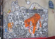 Le tigre de Marais