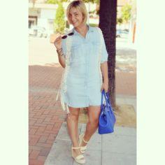 Buenos doas! New post! #angycloset #moda #tendencias #blog #blogger #blogdemodalogroño #fashion #fashionblogger #outfit #outfit4you #outfitdeldia #outfitoftheday #style #streetstyle #streetstyledeluxe #stylelogroño @kissmylook @hm @pullbear @suiteblanco http://www.angycloset.com/2015/08/vestido-camisero.html?m=0