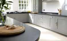 Black Granite Worktops by Stone Age