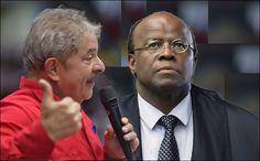 Escândalo! Joaquim Barbosa acobertou Lula no assassinato de Celso Daniel