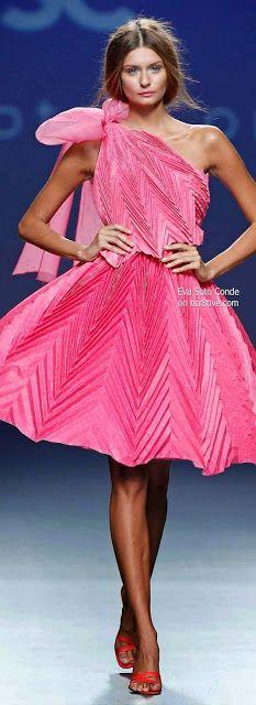 Eva Soto Conde Spring 2014 | High Fashion - Women Dresses - Style - M…