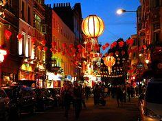 Chinatown | London
