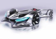 Alien Concept car