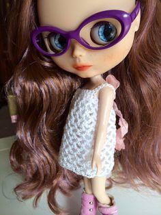 Custom Blythe Doll OOAK named Naomi  by Emmy Blythe