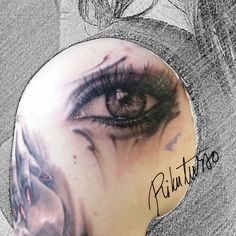 #Eye #tattoo #rikuturso #putkatattoos #tampere #finland