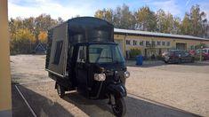 GrillBar APE, bereit für Würstel Catering in Wien