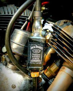 Harley Davidson #jackdaniels