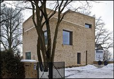 David Chipperfield @ Private House Blankenese HH [2006-2009] | Flickr - Photo Sharing!