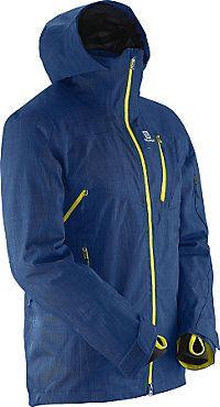 Salomon Foresight 3L Jacket - Men's Ski Jackets - 2016 - Christy Sports