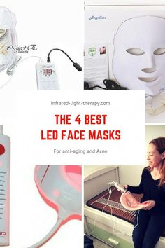 The 4 BEST LED face masks for anti-aging and acne in 2018 #skincare #beauty #AntiAgingEyeCream Makeup Tricks, Skin Care Regimen, Skin Care Tips, Anti Aging Skin Care, Natural Skin Care, Skin Care Routine For 20s, Skin Routine, Skincare Routine, Combination Skin Care