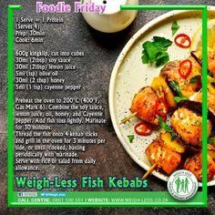 Healthy Meal Prep, Healthy Recipes, Healthy Food, Bacon Cheese Dips, Dinner Recipes, Meal Recipes, Easy Cooking, Tandoori Chicken, Fish Recipes