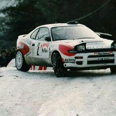 Monte Carlo 1992 Carlos Sainz