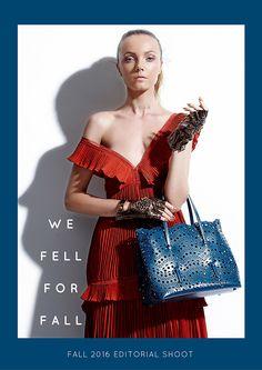 Our Fall fashion and nail trend editorial. #fallfashion #nailtrends