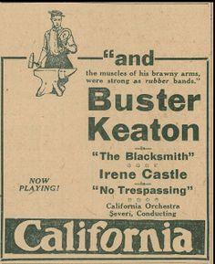 Buster Keaton | SilentFilm