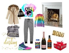 """NYE 2016 Is this too much to ask for?"" by rubyskye on Polyvore featuring Madewell and Under Armour"