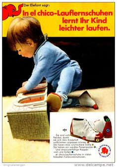 Original-Werbung/ Anzeige 1969 - ELEFANTEN - SCHUHE - ca. 130 x 200 mm