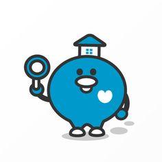 Jellyさんの提案 - 大学生向け不動産会社のキャラクター作成 | クラウドソーシング「ランサーズ」 Monster Characters, Cute Characters, Cartoon Characters, Character Inspiration, Character Design, Mascot Design, Cartoon Design, Emoticon, Art Direction