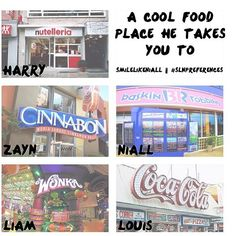 Harry niall and liam but i love all SO much