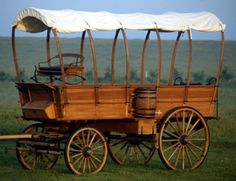 My New Car!  Covered Wagon <3