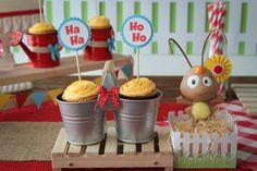 Cupcakes da Baratinha