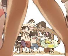 Conan Comics, Detektif Conan, Voltron Galra, Ran And Shinichi, Detective Conan Ran, Haikyuu Tsukishima, Kaito Kid, Gosho Aoyama, Magic Kaito