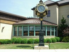 The National Watch & Clock Museum in Columbia, PA
