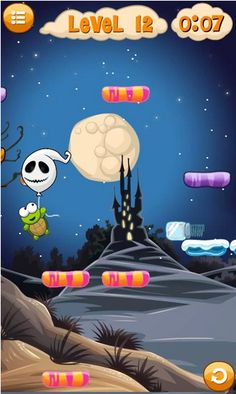 bouncy bill halloween app for kids: Free for android | cool mom tech