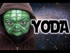 Yoda Makeup Tutorial (ToriMichelleMUA) - YouTube
