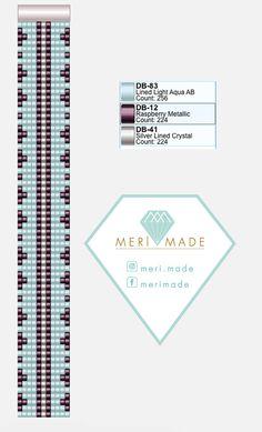 Miyuki pattern jewelry making
