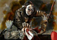 Jason vs Pennywise