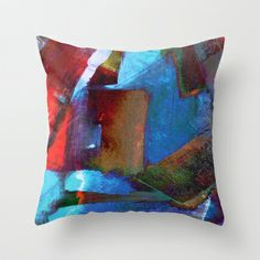 Architect Heart Throw Pillow by SUeisH - $20.00