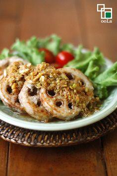 サクサク!れんこん油淋鶏|うーらのオーガニックレシピ手帖 |Ameba (アメーバ)