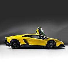 Lamborghini time