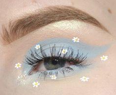 Makeup Eye Looks, Eye Makeup Art, Cute Makeup, Pretty Makeup, Skin Makeup, Makeup Inspo, Eyeshadow Makeup, Makeup Inspiration, Beauty Makeup