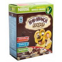 Nestle Koko Krunch Duo, Chocolate and White Chocolate Flavoured Whole Grain Wheat Curls Breakfast Cereal 25-grams Package, 1 Count - http://sleepychef.com/nestle-koko-krunch-duo-chocolate-and-white-chocolate-flavoured-whole-grain-wheat-curls-breakfast-cereal-25-grams-package-1-count/