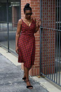The perfect wrap dress – Beaute' J'adore