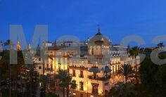Hotel Alfonso XIII - A Luxury Collection Hotel Sevilla One of Spains most prestigious hotels, Hotel Alfonso XIII - A Luxury Collection Hotel is located next to Seville's Real Alcazares. It offers an outdoor swimming pool, gym and a typical garden courtyard with fountain.