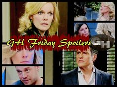 General Hospital Spoilers: Anna Demands Liv Explain Past Mysteries - Alexis Shocked by Julian's Letter - Sonny Goes After Ava