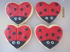 Ladybug Love for Valentines