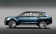 2017 Bentley SUV Hybrid
