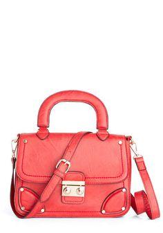 Vermillion Reasons Bag, #ModCloth $93
