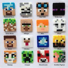 Minecraft Awesome Block Set by CreationsByMakana on Etsy