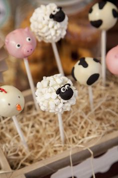 Little Big Company   The Blog: A Gorgeous Farm Yard Themed Birthday by Jo Studio
